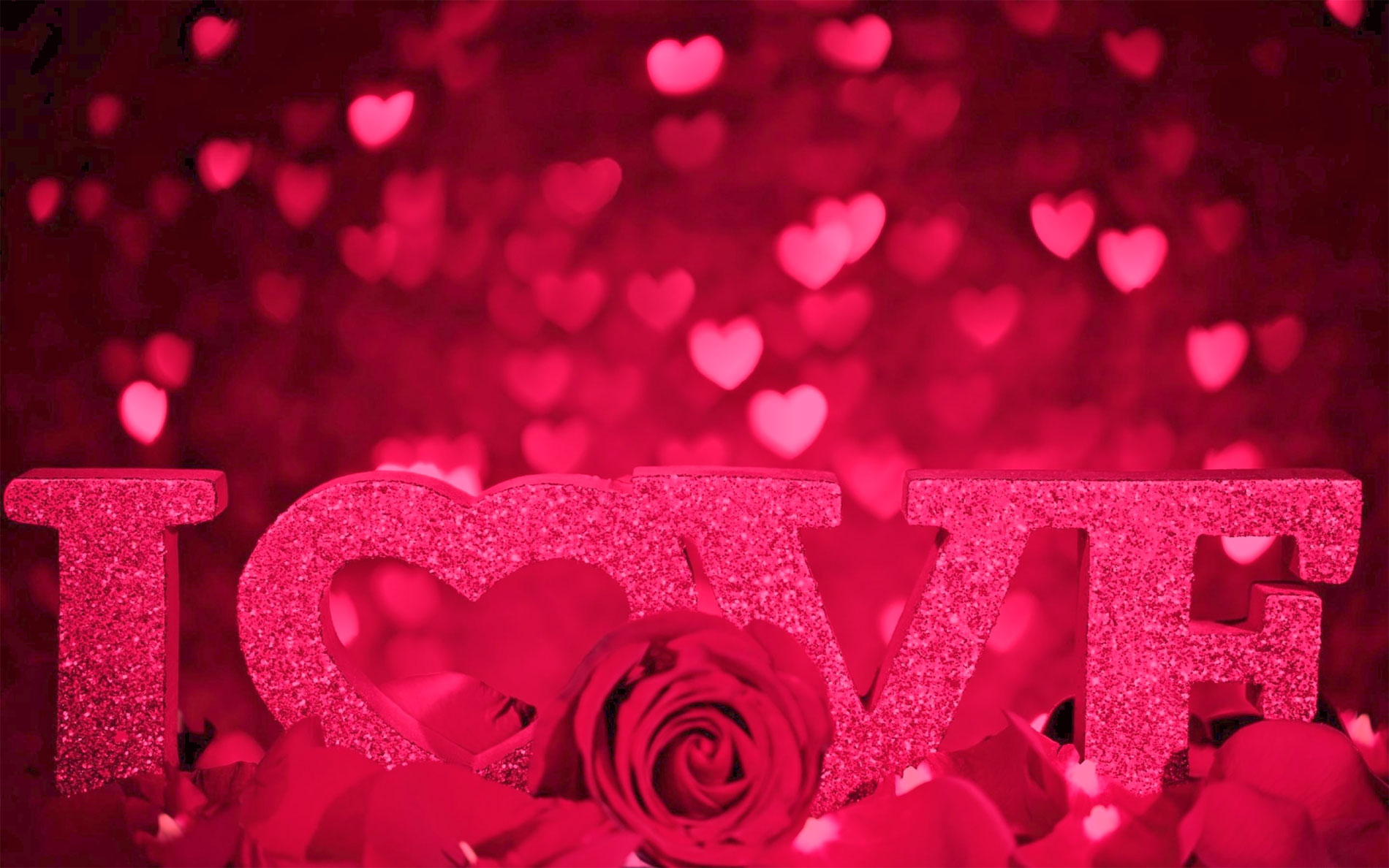 hair theatre valentines day package